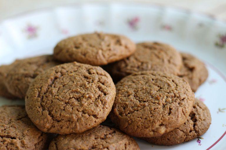 Grammy Elisabeth's Ginger Molasses Cookies