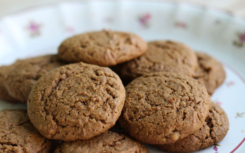Grammy Elisabeth's Ginger Molasses Cookies