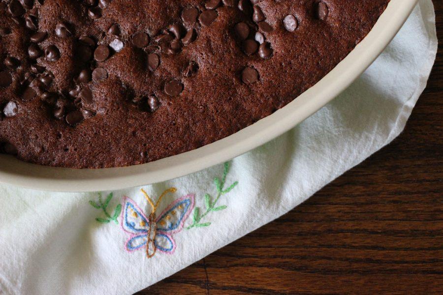 Yummiest Ever Chocolate Cake