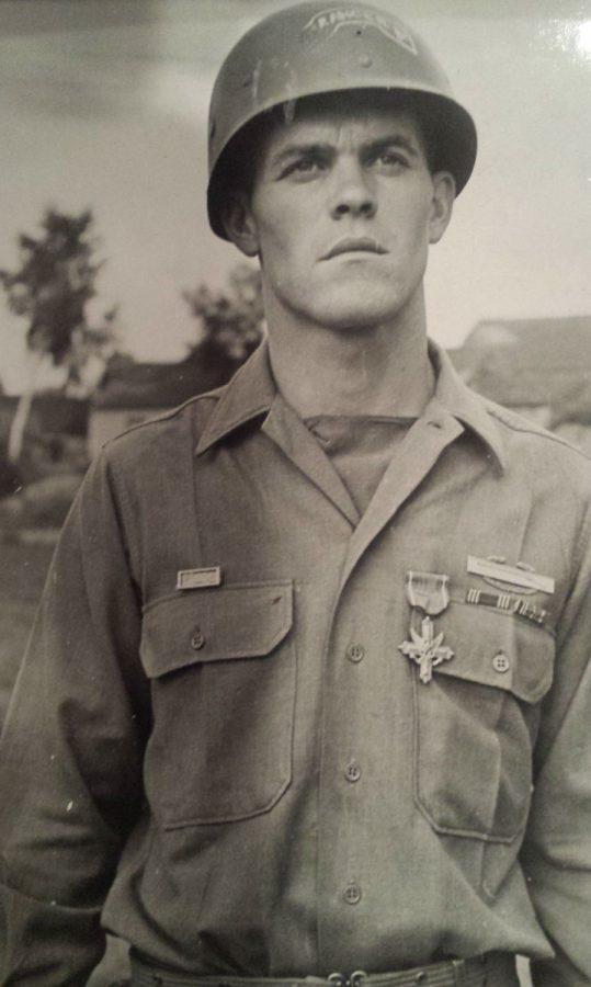 S/Sgt. Rex D. Clark